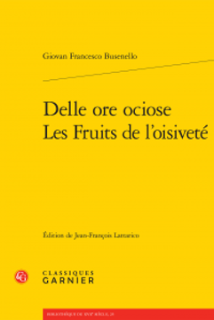 Les Fruits de l'oisiveté - Busenello