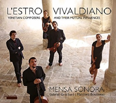 L'Estro Vivaldiano - Venetian Composers and their mutual Influences