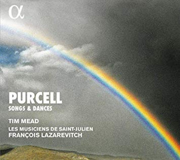 Tim Mead - Purcell
