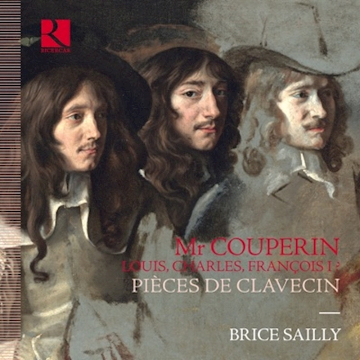 Mr Couperin - Brice Sailly