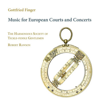 Music for European Courts - Finger