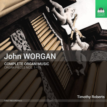 Complete organ music - J. Worgan